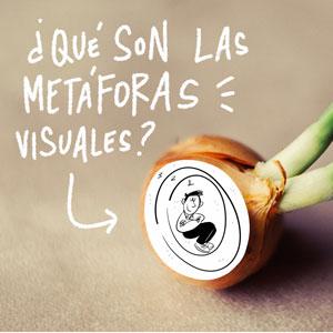 ¿Qué son las metáforas visuales?