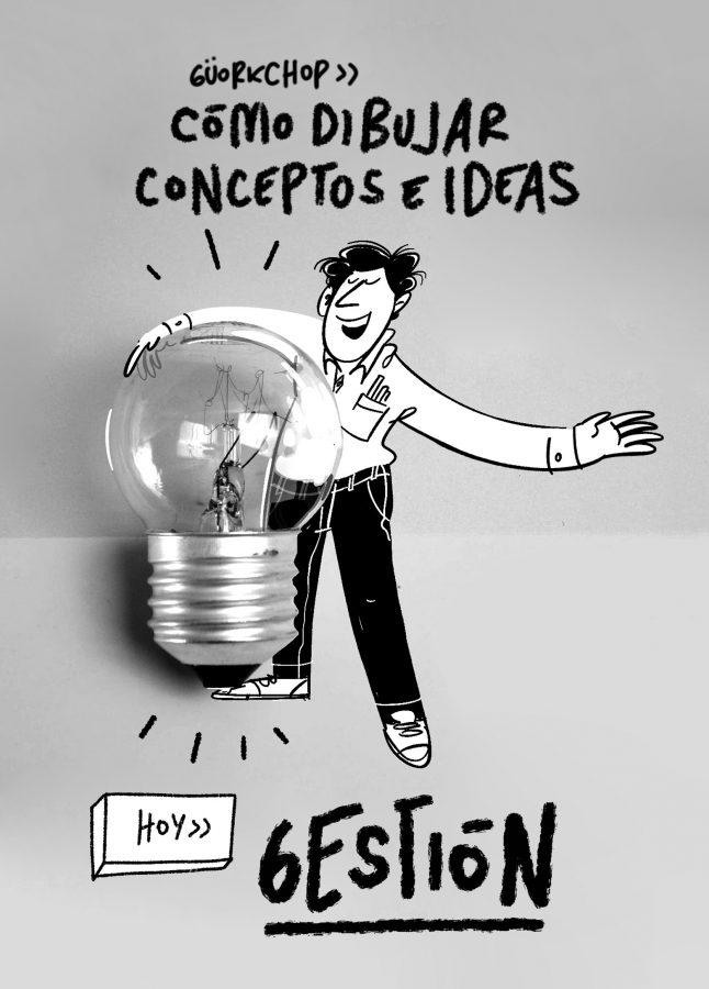 como aprender a dibujar conceptos