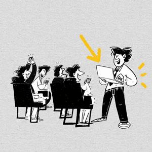 Este consejo salvará tu próxima presentación