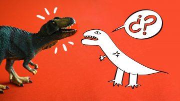 dibujo de dinosaurio